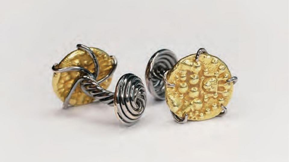 Cufflinks for every occasion, from classic to cool