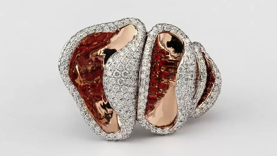 Radiant and rich ruby jewellery for July birthdays